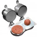 Double Non Stick Hamburger Press