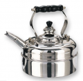 Stainless Steel Windsor Whistling Teakettle