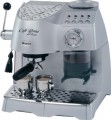 Ariete Cafe Roma Deluxe Espresso Cappuccino Maker with Built In Coffee Grinder