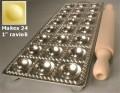 24 Round Ravioli Maker made in Italy