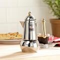 Vev Vigano Itaca Oro Espresso Maker  2 cup made in Italy