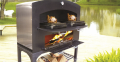 WOOD BURNING OVENS large